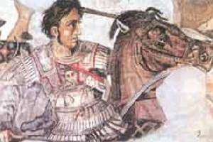 قبر همسر و پسر اسکندر مقدونی کشف شد