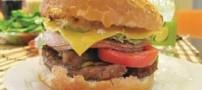 انتخابی سالم تر در رستوران های فست فود