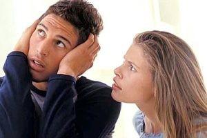 چرا خانم ها حرف می زنند و آقایان فرار میکنند؟!!