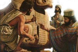 آیا میدانید چه کسانی تخت جمشید را ساخته اند؟!