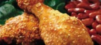 طرز تهیه مرغ کنتاکی ، خوشمزه و مقوی