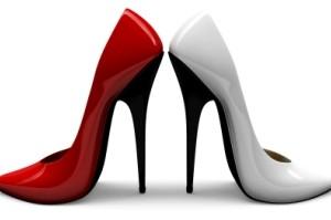 بهترین ارتفاع برای پاشنه کفش خانم ها چقدر است؟