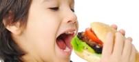 فست فود، خطری جدی برای کبد کودکان