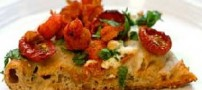 طرز تهیه پیتزای دریایی