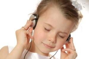 قابلیت موسیقی بر ذهن کودک