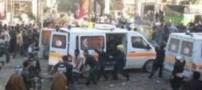 مجروح شدن 14 زائر عتبات عالیات