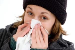 درمان سرماخوردگی در طی یک روز