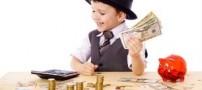آموزش مسائل اقتصادی به کودکان