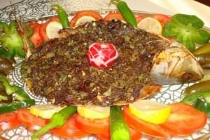 طرز تهیه ماهی قزل آلای رژیمی