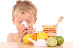 آیا کودکتان سرما خورده است؟