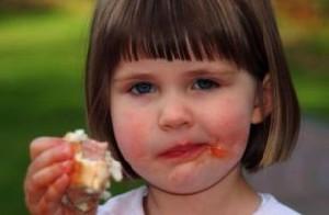 مراقب تغذیه فرزندانتان باشید