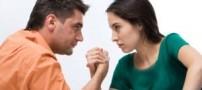 نکاتی کلیدی در حل دعواهای زن و شوهری
