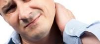 آیا از گردن درد رنج می برید؟