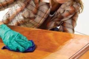 نکاتی در مورد نگهداری وسایل چوبی