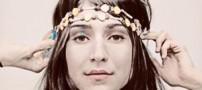 خواننده زن ایرانی محبوبترین خواننده سوئد شد(عکس)