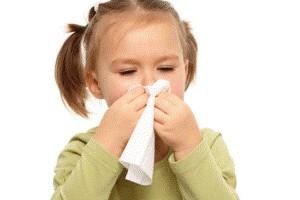 توصیه هایی  برای درمان سرما خوردگی در کودکان
