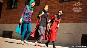 عاقبت شوم بد حجابی زن همسایه و مرد قصاب (16+)