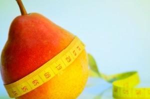 نکته مهمی در مورد چاقی پایین تنه در خانم ها