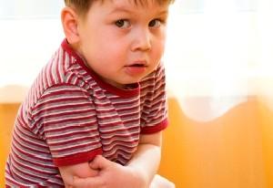 تسکین دل دردهای کودکانه