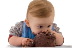 اصلاح  عادتهای غاط غذایی کودک