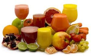 بهترین زمان برای نوشیدن آب میوه