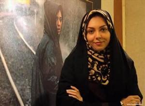اولین عکس از فرزاد حسنی و آزاده نامداری بعد از ازدواج