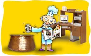 اشتباهات رایج در آشپزی