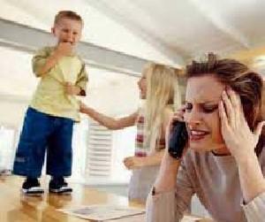 مانع بازی کردن فرزندانتان نشوید