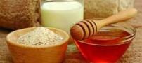 خواص معجزه آسای شیر بر روی پوست
