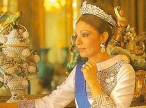 همسر شاه ایران+عکس