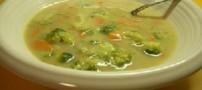 طرز تهیه سوپ کلم تند