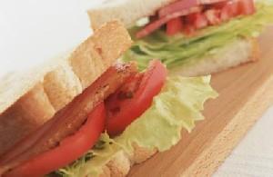 طریقه درست کردن ساندویچ گرم