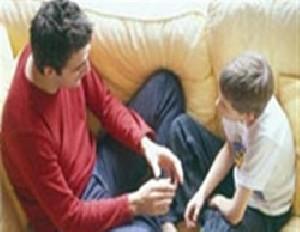 صحبت کردن با فرزندان ,بهترین روش تربیتی