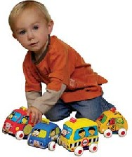 راهنمای انتخاب اسباب بازی های بی خطر مخصوص کودکان