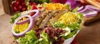 مناسب ترین شام برای لاغری چیست؟