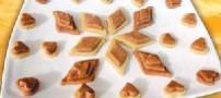 طرز تهیه شیرینی زنجبیلی بدون نیاز به فر