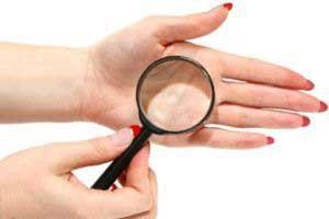 ماسکی گیاهی مخصوص درمان پوسته ی دست
