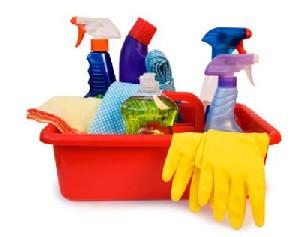در یک چشم بر هم زدن خانه را تمیز کنید