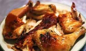 طرز تهیه ی خوراک مرغ به سبک اسپانیایی