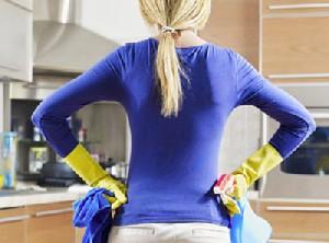 نکاتی مهم برای تمیز نگه داشتن آشپزخانه