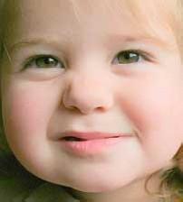دلیل دندان قروچه ی کودک چیست؟