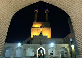 بلندترین مناره جهان در ایران