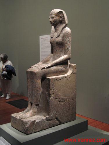 پر قدرت ترین زنان مصر باستان+عکس