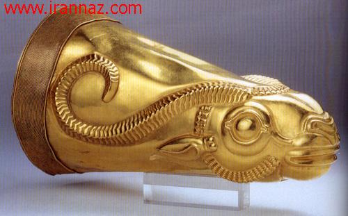 شهر باستانی هگمتانه - همدان