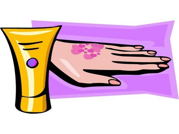 نکاتی درمورد استفاده ازکرمهای ضد آفتاب