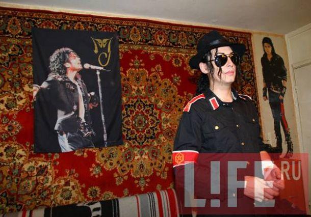 عکسهای خودکشی برای مرگ مایکل جکسون
