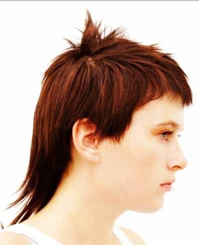 عکسهای آلبوم مدل کوتاهی مو در رنگ های متنوع