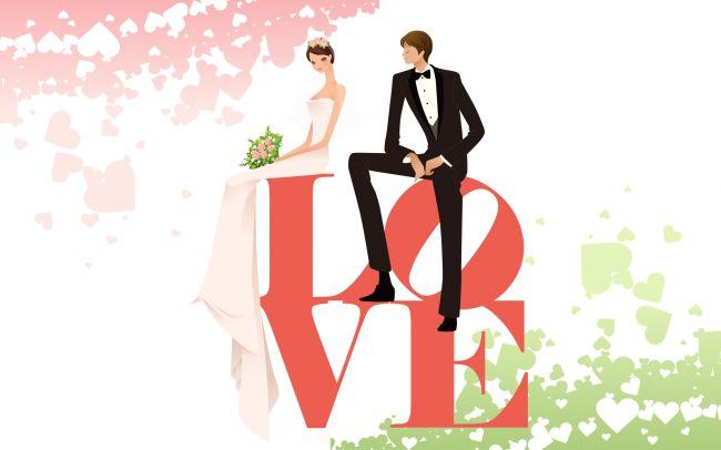 کارت پستال های ازدواج