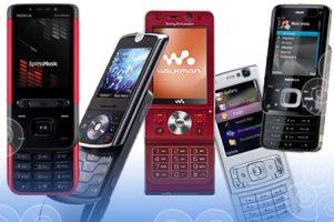 پرفروشترین گوشیهای تلفن همراه در بازار