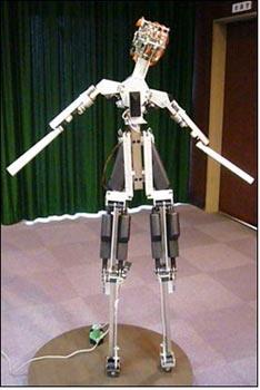 اولین مدل فشن روباتیک